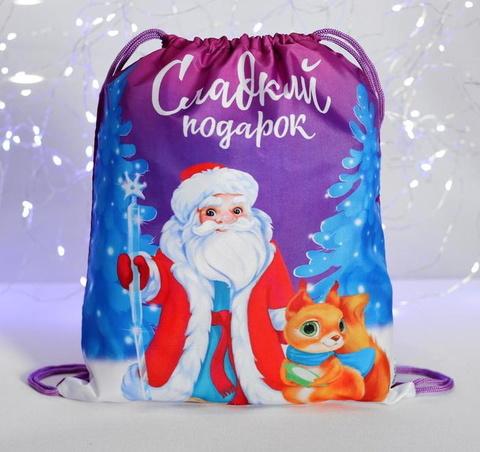 Мешки от Деда Мороза для подарков/Сладостей