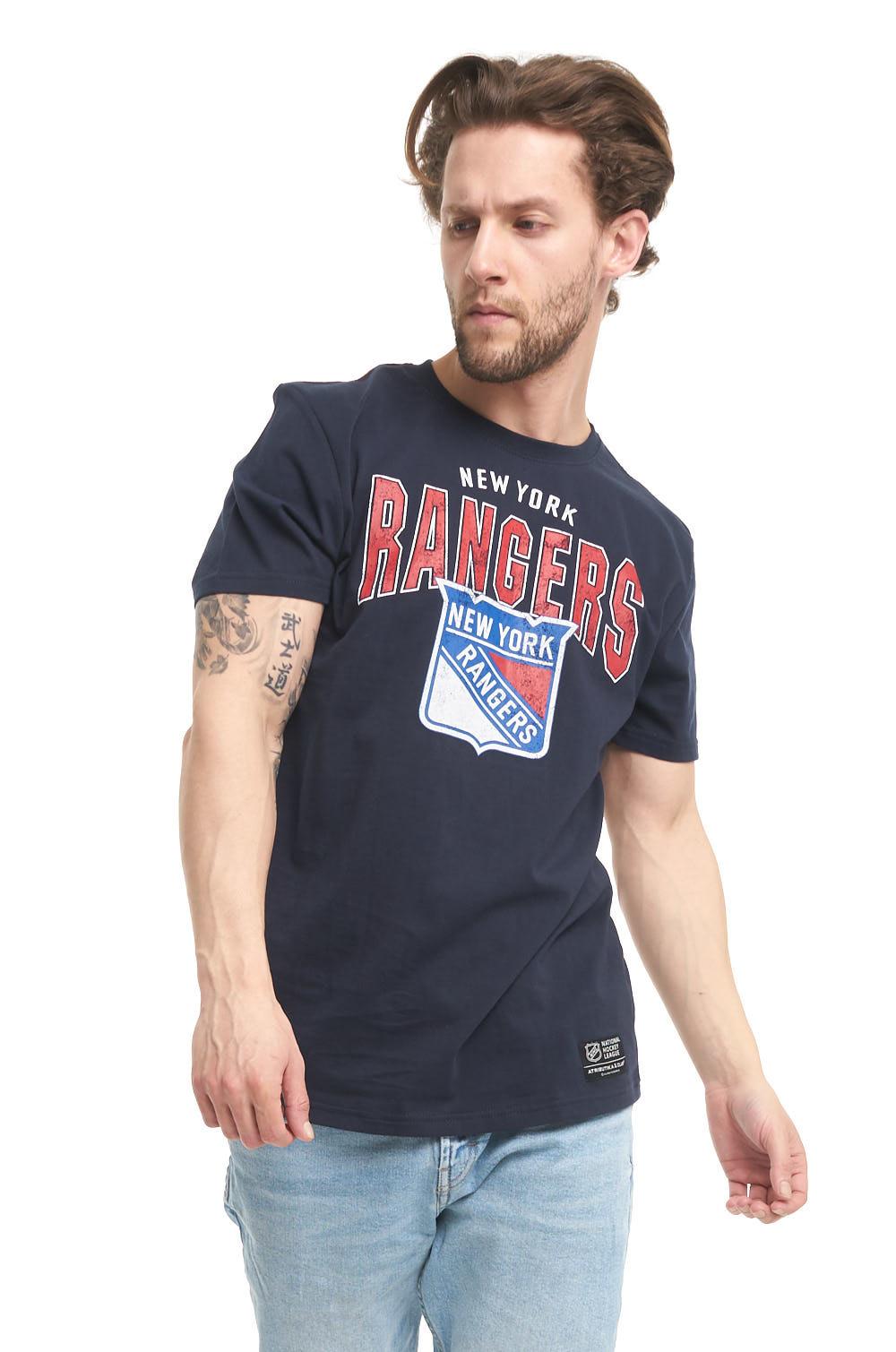 Футболка NHL New York Rangers № 10