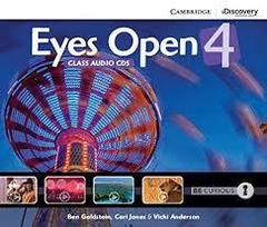 Eyes Open 4 Class Audio CDs (3)