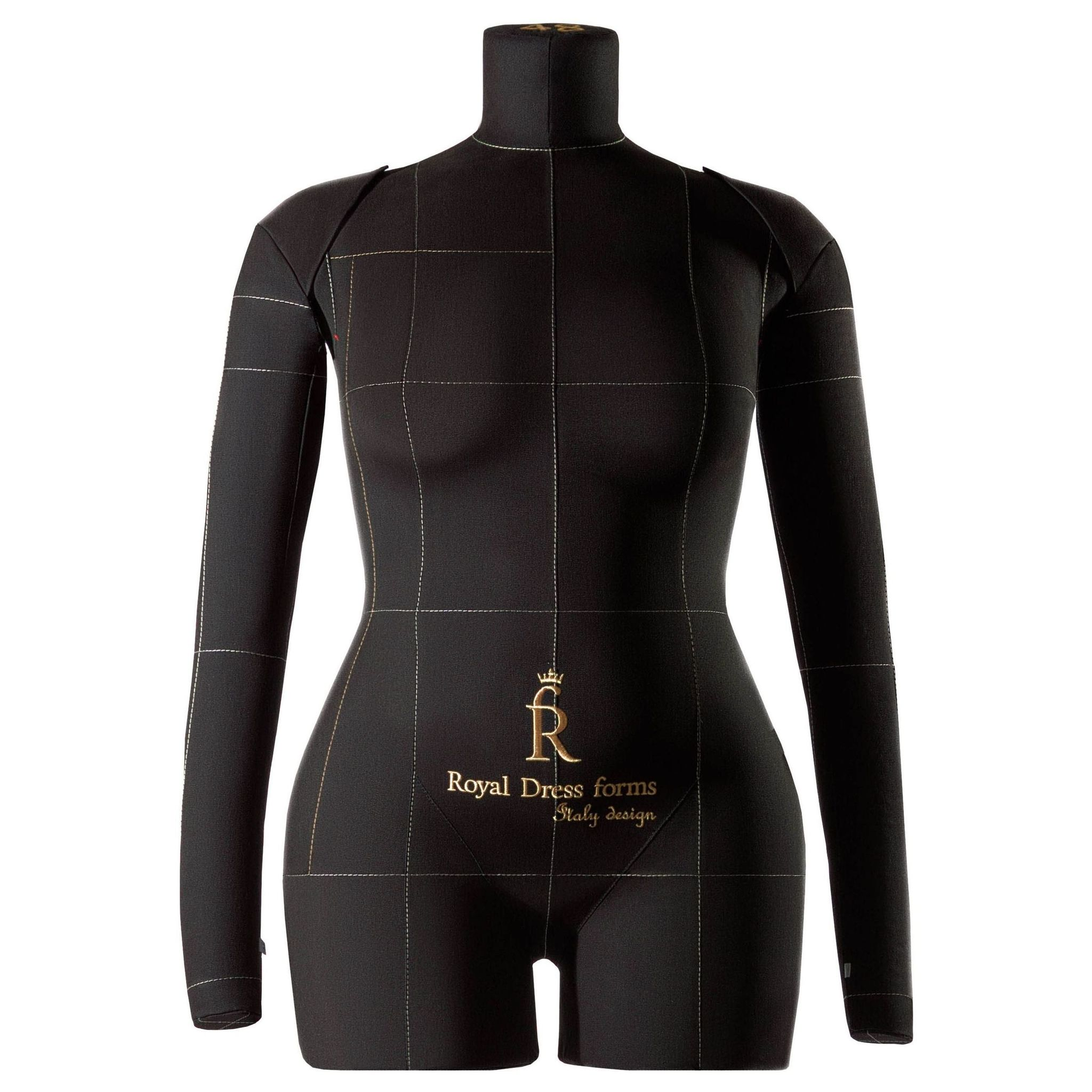 Комплект Comfort: мягкий манекен Monica черный 48, Ручки, Сумка