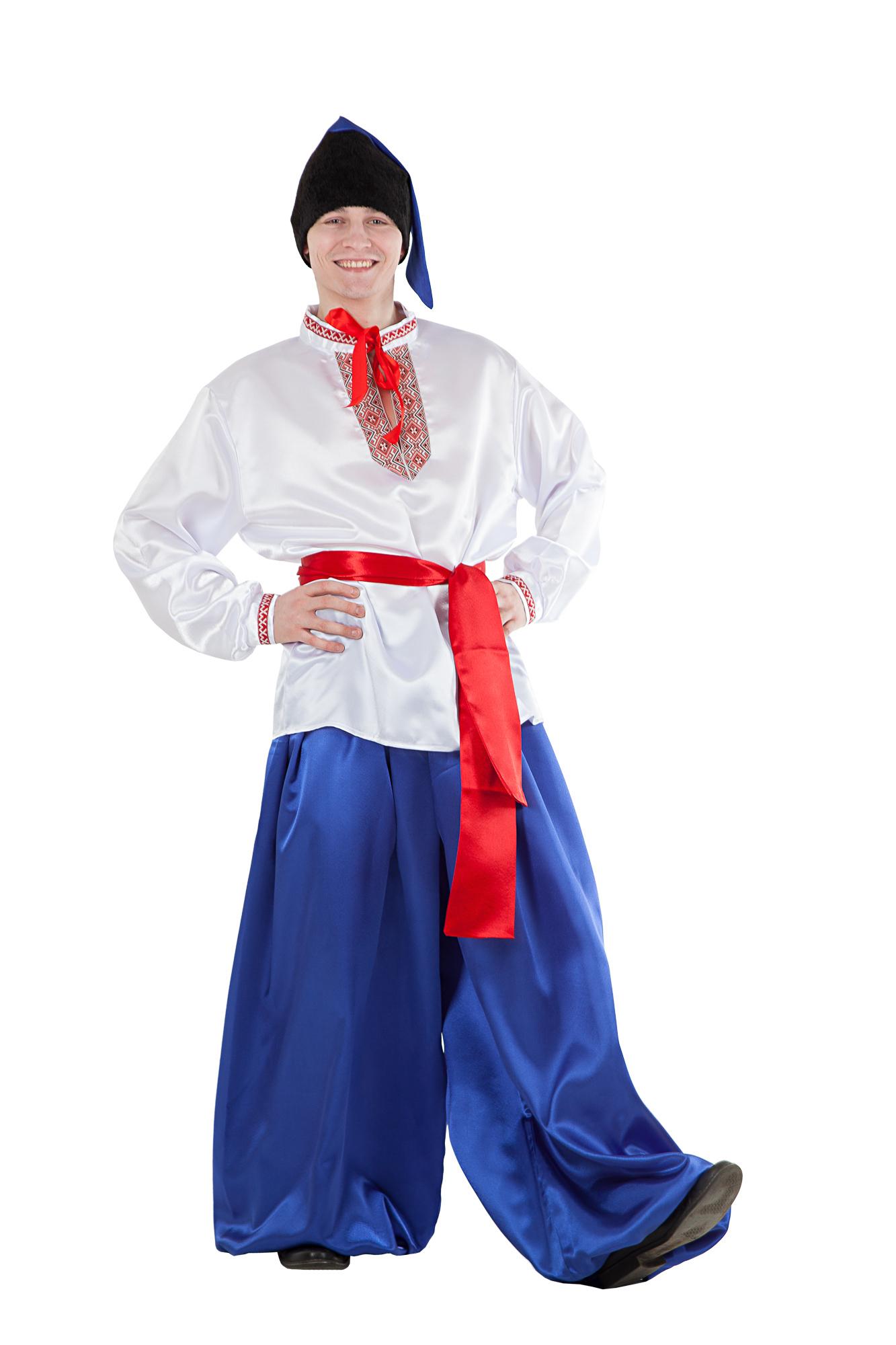 Карнавальный костюм взрослый Хохол