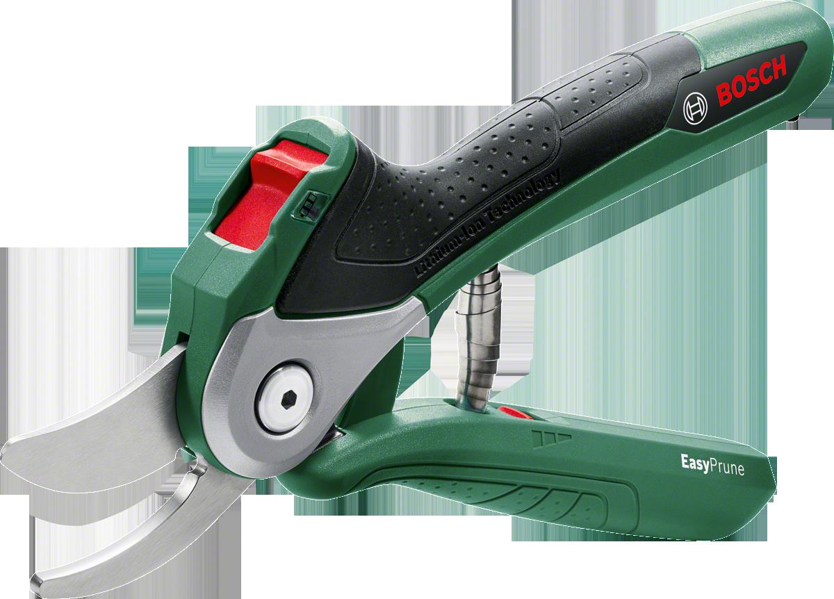 Аккумуляторные садовые ножницы Bosch EasyPrune (Упаковка: блистерная упаковка)