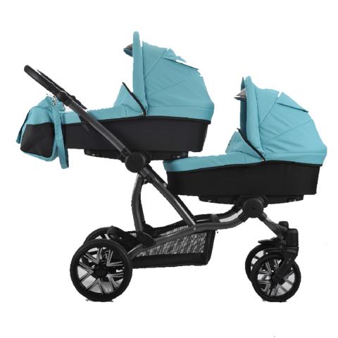 Детская коляска для двойни Legacy MIRA 2 в 1