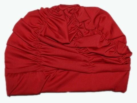 Шапочка для плавания текстильная объёмная: BZ-A