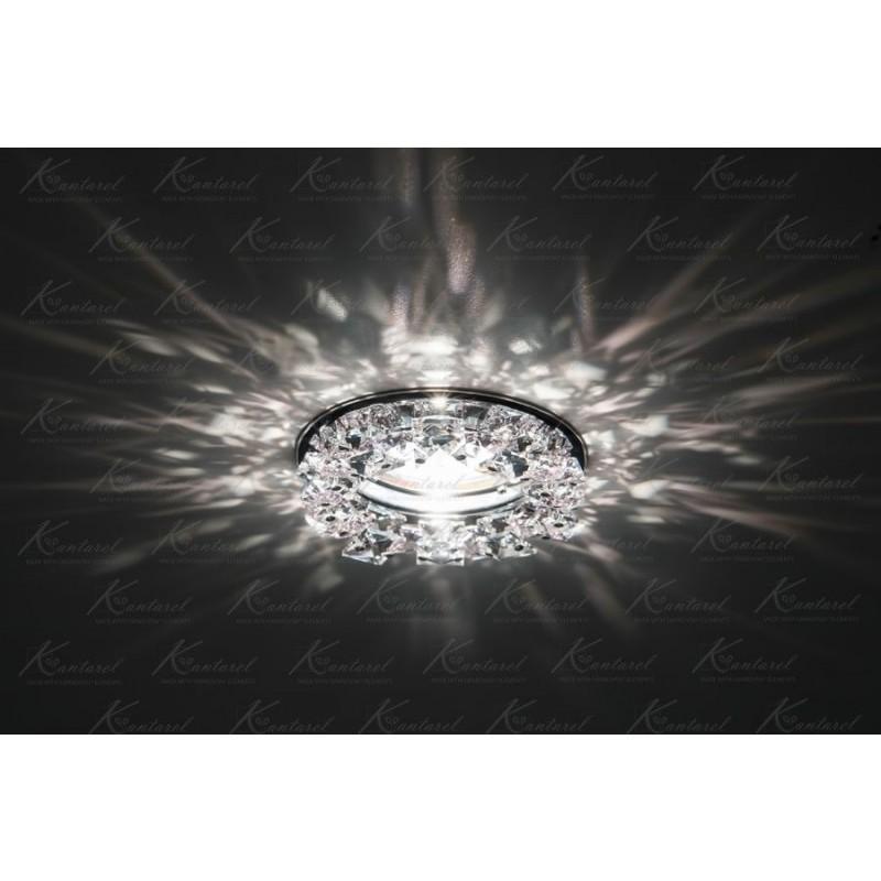 Встраиваемый светильник Kantarel Palazzo Farnese CD 044.3.1/9