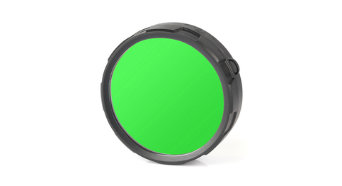 Olight FM21-G фильтр (зеленый)