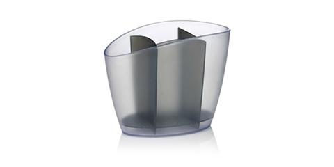 Сушилка для посуды CLEAN KIT, серый