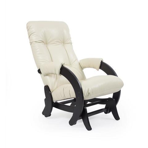 Кресло-глайдер МИ Модель 68, венге, к/з Dundi 112