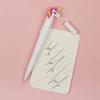 Ручка Unicorn White черная гелевая