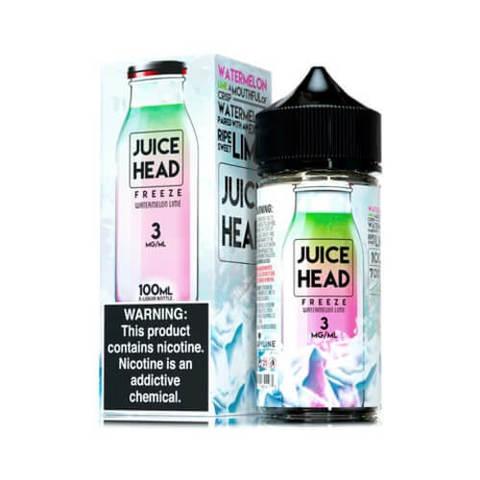 Жидкость Juice Head 100 мл FREEZE Watermelon Lime
