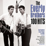 The Everly Brothers / 100 Hits (4CD)