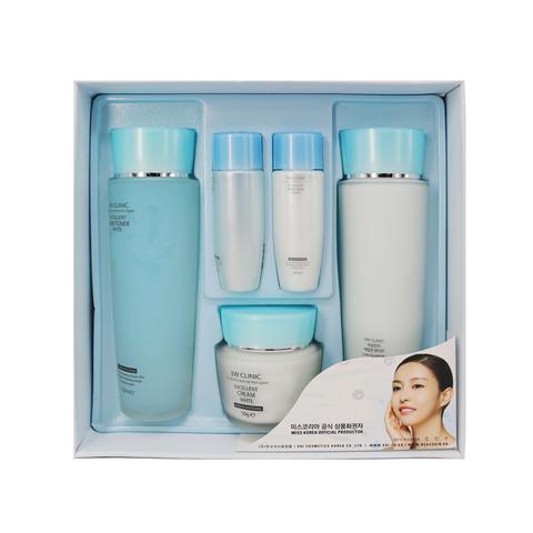 НАБОР для лица 3W CLINIC Excelent White Skincare 3 kit Set