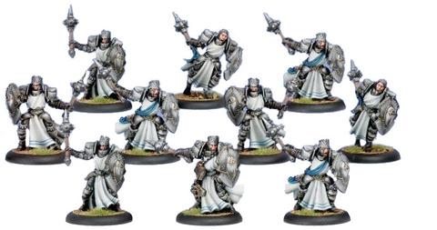 Allies Precursor Knights BOX