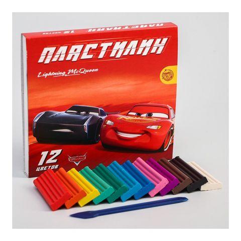 Пластилин DISNEY Чемпион Тачки 10 цв 5059071 РОССИЯ