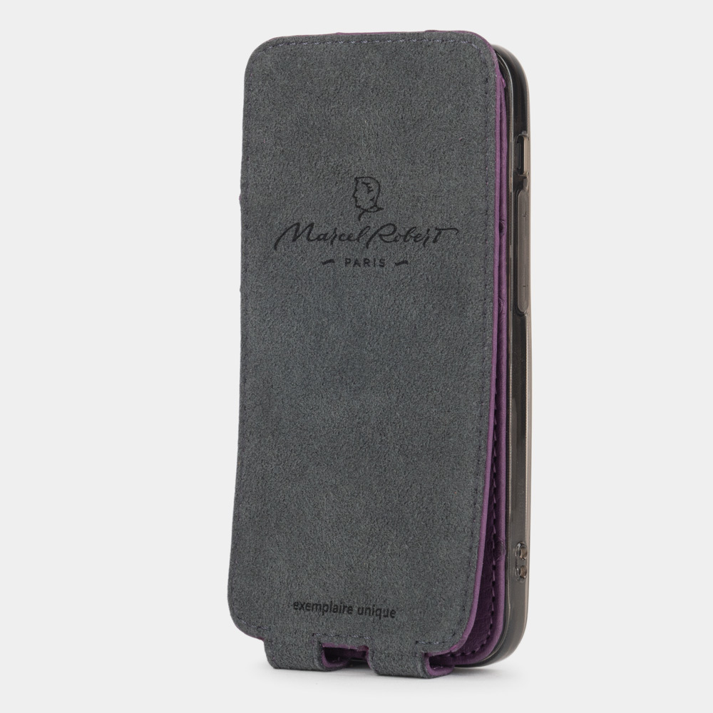 Case for iPhone 12 mini - ostrich violet