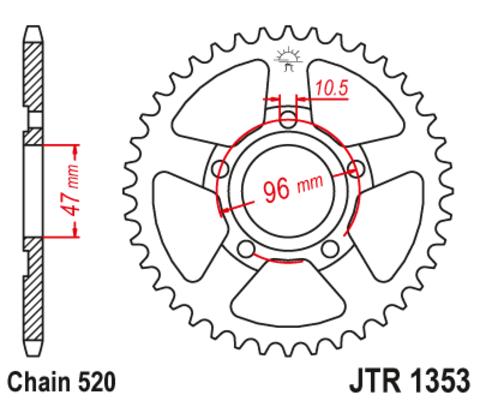 JTR1353