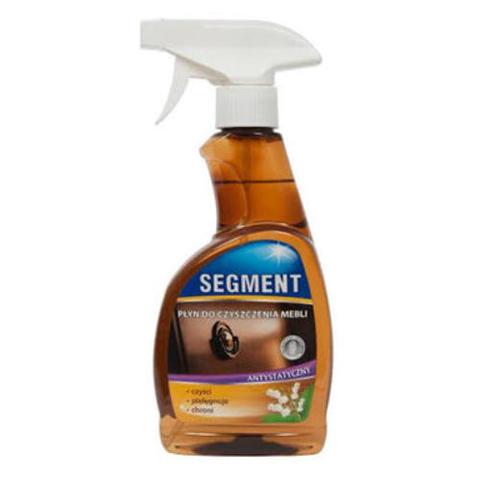 SEGMENT жидкость для чистки мебели, спрей 400 мл