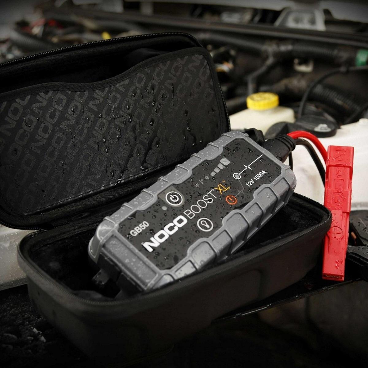 Защитный кейс для пусковых устройство NOCO GB50