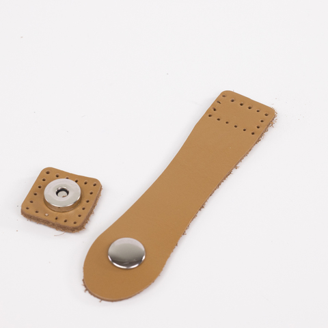 "Застежка для сумки ""Мёд"" с магнитной кнопкой"