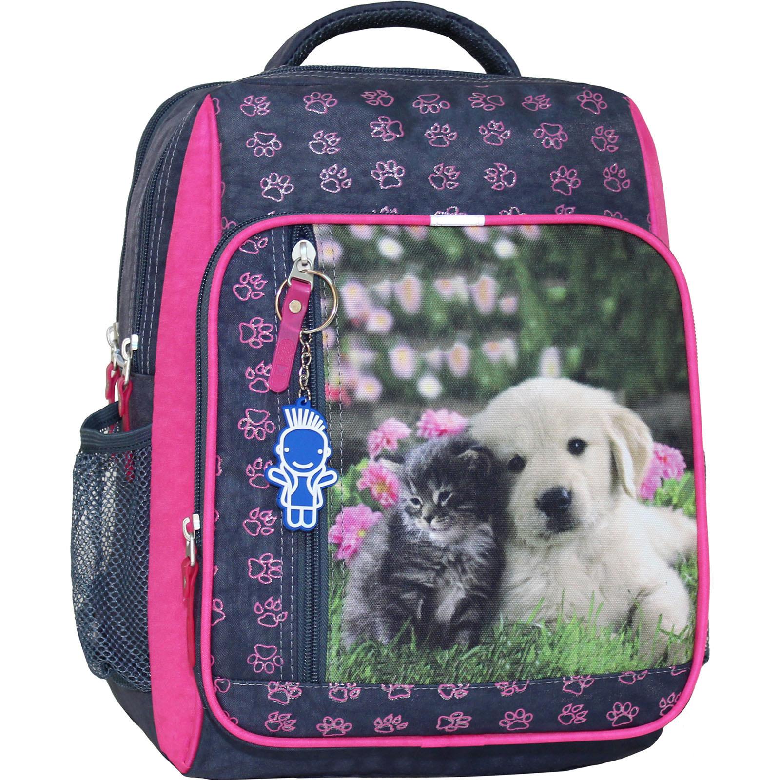 Школьные рюкзаки Рюкзак школьный Bagland Школьник 8 л. 321 серый 138д (0012870) IMG_4715.JPG