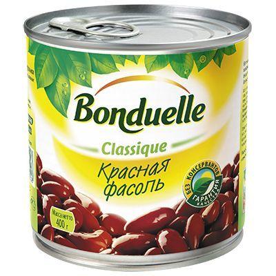 Фасоль красная  Bonduelle 400гр