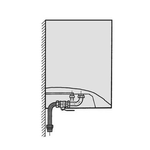 Набор труб BAXI для вертикального присоединения газовых котлов