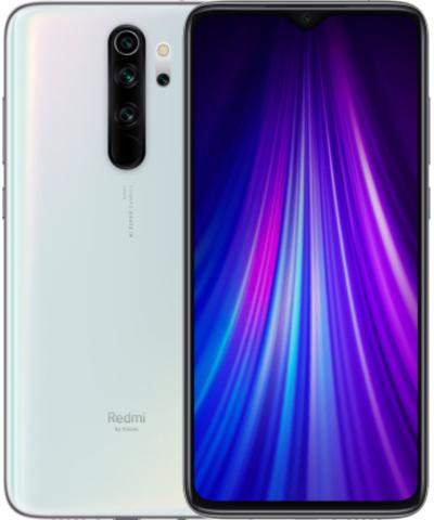 Смартфон Xiaomi Redmi Note 8 Pro 6/128 Gb (белый) Global Version