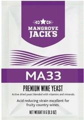 Дрожжи винные Mangrove Jack- MA33 В Пути