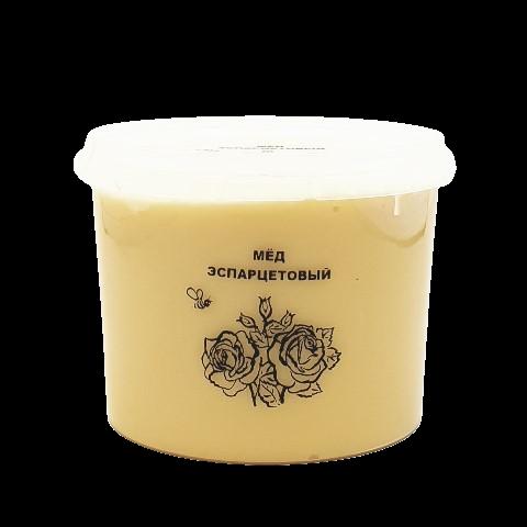 Мёд натуральный ЭСПАРЦЕТОВЫЙ, 1 кг