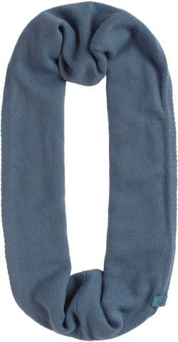 Вязаный шарф-хомут Buff Neckwear Knitted Infinity Yulia Ensign Blue фото 1