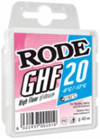 Картинка парафин Rode GHF (-6/-12) - 1