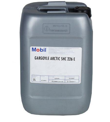 Mobil Gargoyle Arctic SHC 226 Е (20л) - Масло для холодильных установок