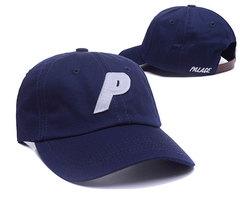 Кепка PALACE (Бейсболка Палас) темно-синяя