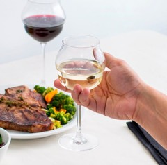 Набор бокалов для вина «Макарон» 500мл, фото 4