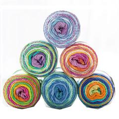Cotton Royal Color Waves (100%хлопок, 100гр/210м)