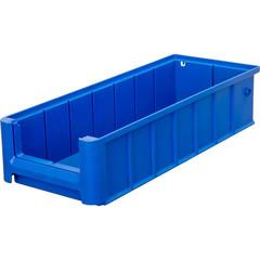 Контейнер полочный SK 41509 сплошной, 400 х 155 х 90 синий