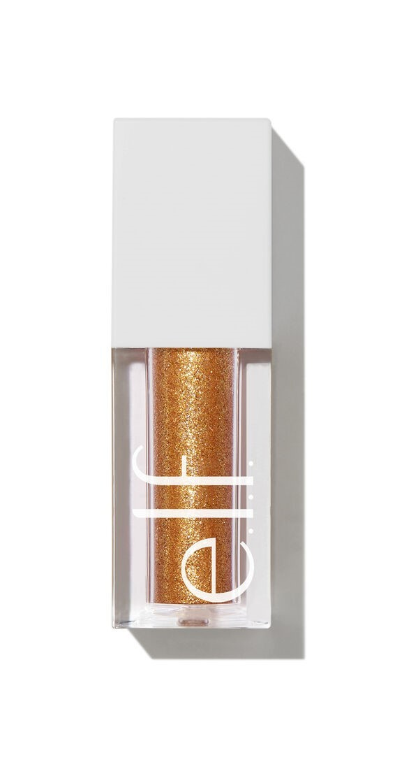 Жидкие тени ELF Liquid Glitter 24K Gold