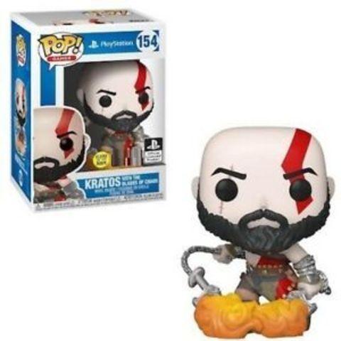 Kratos (God Of War) Funko Pop! Vinyl Figure || Кратос