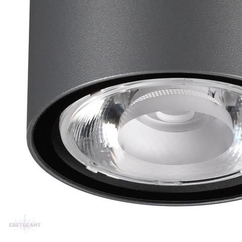 Уличный потолочный светодиодный светильник 358011 серии TUMBLER