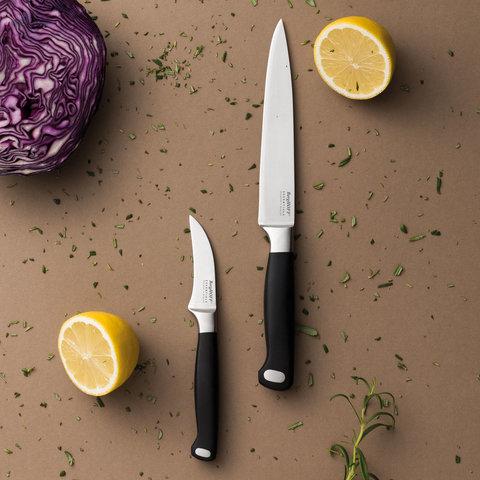 Нож для чистки 7см Gourmet