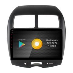 Штатная магнитола на Android 8.1 для Mitsubishi ASX Roximo S10 RS-2614