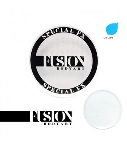 Аквагрим Fusion неоновый белый 32 гр