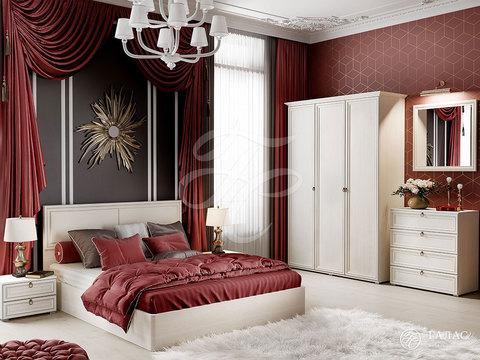 Спальня Престиж-2 (№1) Сандал