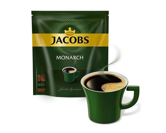 Jacobs Monarch, 500 г