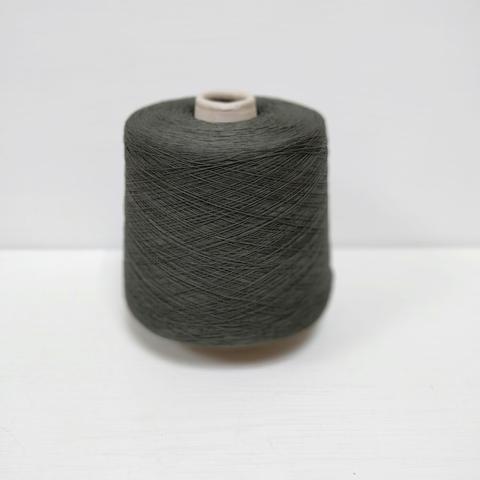 Zegna Baruffa, Sand, Хлопок 100%, Темная оливка, 3/90, 3000 м в 100 г