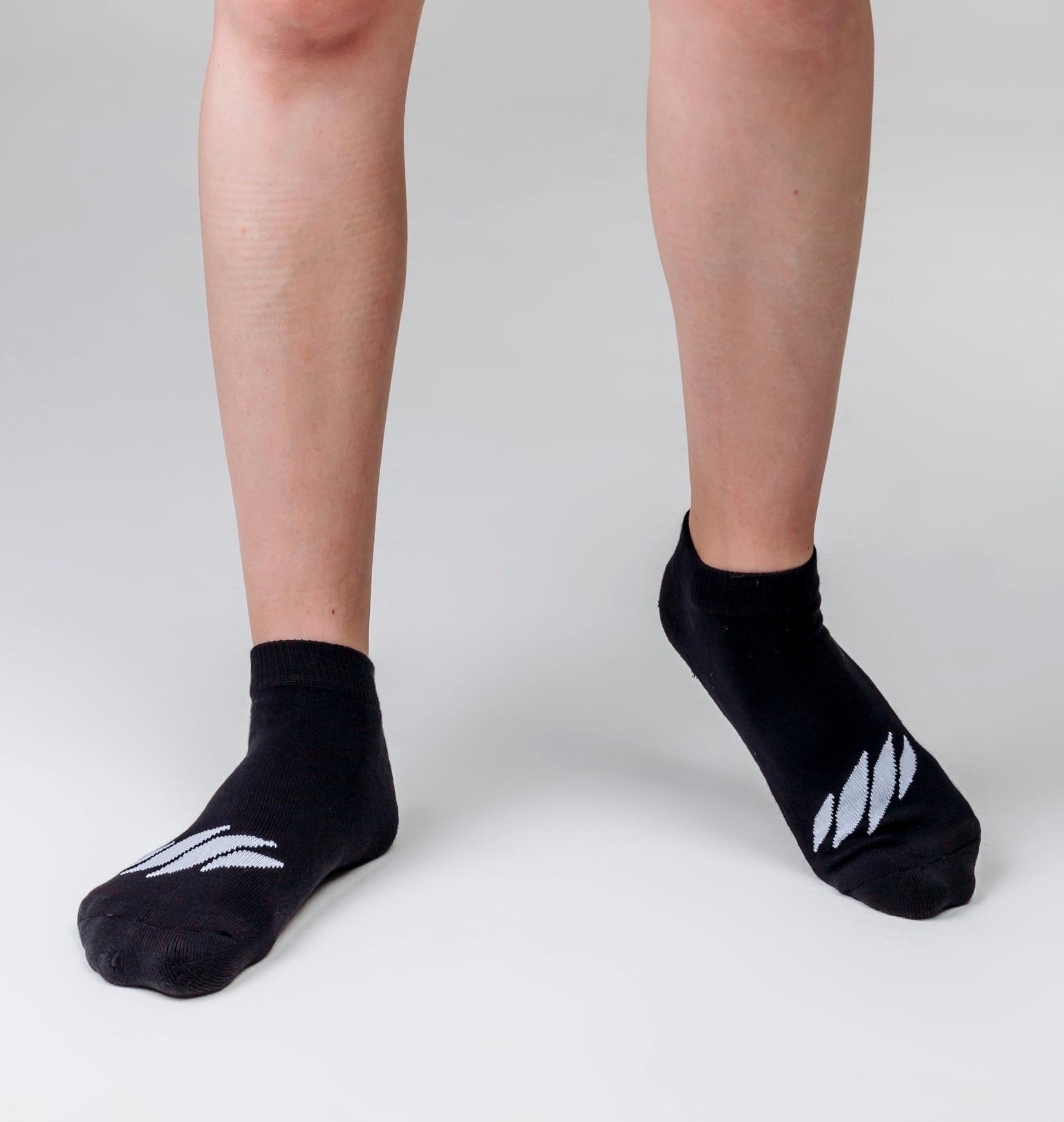 Носки чёрные