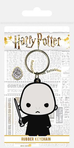 Брелок силиконовый «Гарри Поттер (Лорд Волдеморт чиби)»