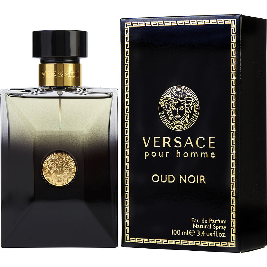 Versace Pour Homme Oud Noir EDP