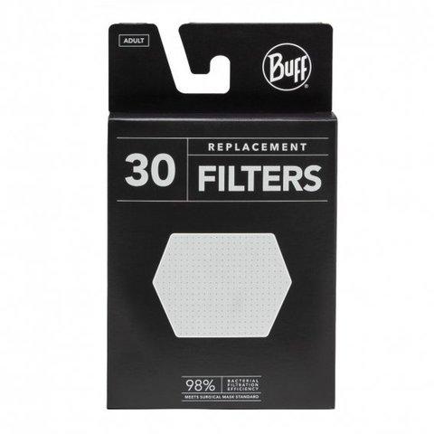 Фильтр сменный для маски Buff Filter 30шт. фото 1