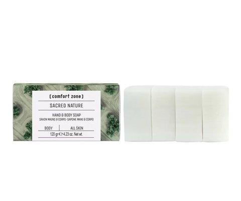[comfort zone] Питательное мыло для рук и тела SACRED NATURE